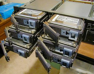 RAID.. Sistema de Almacenamiento Seguro de Datos